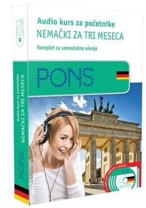 Audio kurs/početni, naučite nemački za tri meseca