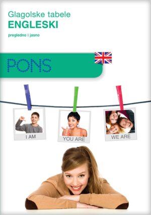 Glagolske tabele za učenje engleskog jezika