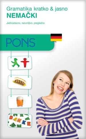 Gramatika kratko i jasno za učenje nemačkog jezika