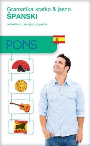 Gramatika kratko & jasno za učenje španskog jezika