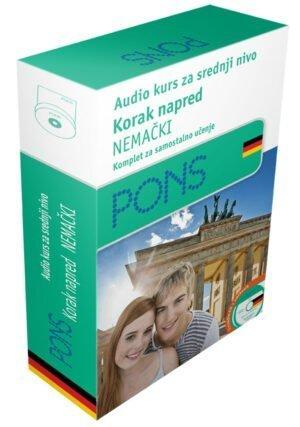Korak napred, audio kurs/napredni za učenje nemačkog jezika