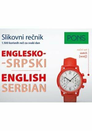 Mali slikovni rečnik srpsko-engleski