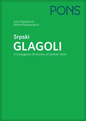 Srpski glagoli, konjugacijski rečnik glagola srpskog jezika