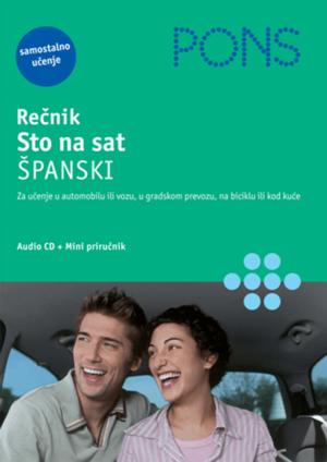 Sto na sat, rečnik za učenje španskog jezika
