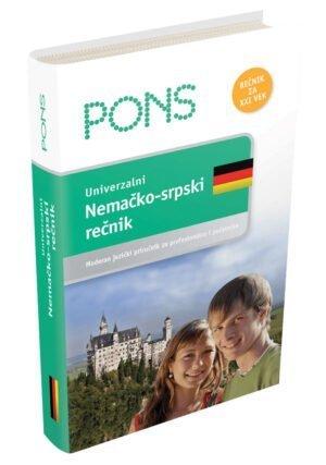 Univerzalni nemačko-srpski rečnik